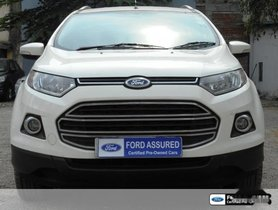 Used Ford EcoSport 1.5 TDCi Titanium Plus 2014 for sale