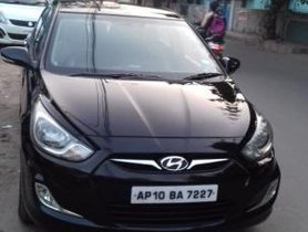 Used Hyundai Verna car  2012 for sale at low price