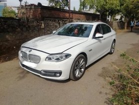 2016 BMW 5 Series for sale at low price