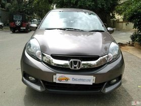 Used Honda Mobilio 2015 car at low price