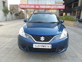 Used Maruti Suzuki Baleno 2017 car at low price