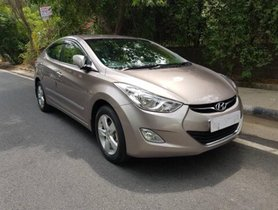 Hyundai Elantra CRDi SX 2014 for sale