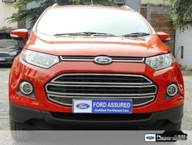 Ford EcoSport 1.5 TDCi Titanium Plus 2015 for sale