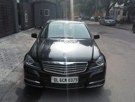 Used Mercedes Benz C Class 2011 car at low price