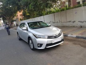 Toyota Corolla Altis GL MT 2014 for sale