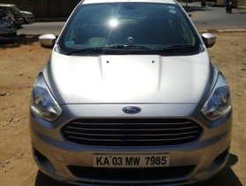 Ford Figo 1.2P Titanium Plus MT 2015 for sale