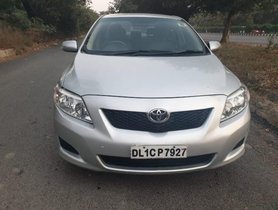 Toyota Corolla Altis Diesel D4DJ 2011 for sale