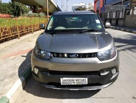 Used 2016 Mahindra KUV100 for sale
