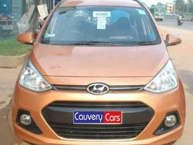 Used 2016 Hyundai Grand i10 for sale