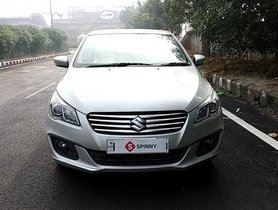 Used Maruti Suzuki Ciaz 2014 car at low price