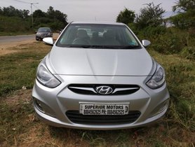 Hyundai Verna VTVT 1.6 SX 2013 for sale