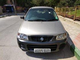 Used 2011 Maruti Suzuki Alto for sale