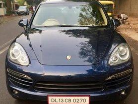 Porsche Cayenne Turbo S 2011 for sale