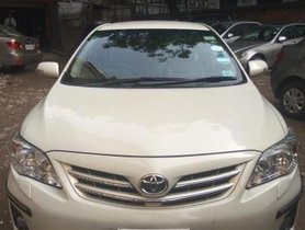 Used Toyota Corolla Altis VL AT 2013 for sale