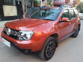 Used Renault Duster 2017 car at low price