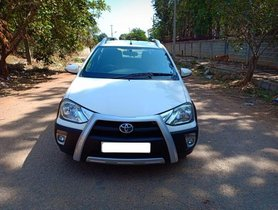 Used Toyota Etios Cross 1.4L VD 2014 for sale