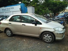 Used Honda City ZX car 2004 for sale at low price