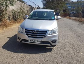 Used Toyota Innova 2014 car at low price