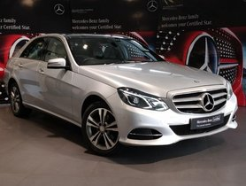 Mercedes-Benz E-Class E 200 2015 for sale
