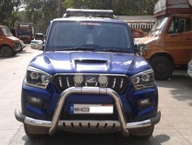 2017 Mahindra Scorpio for sale at low price