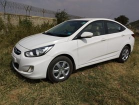 Used Hyundai Verna 2013 car at low price