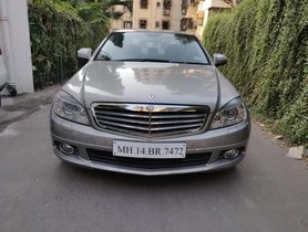 Used Mercedes Benz C Class car 2009 for sale at low price