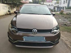 Volkswagen Ameo 1.5 TDI Highline AT 16 Alloy 2017 for sale