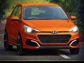 Modified Hyundai Elite i20 With Custom Body Kit Looks Amazing