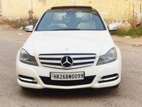 Mercedes-Benz C-Class C 250 CDI Avantgarde 2011 for sale