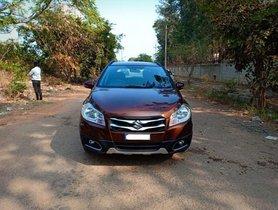 Used 2016 Maruti Suzuki S Cross for sale