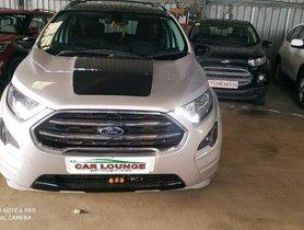 Used Ford EcoSport 1.5 Petrol Titanium 2017 for sale