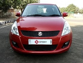 Used Maruti Suzuki Swift VXI 2014 for sale