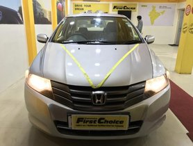 Honda City 1.5 S MT 2010 for sale