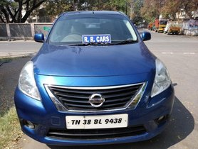 Used 2012 Nissan Sunny 2011-2014 for sale