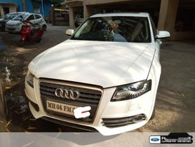 Used Audi A4 car 2011 for sale at low price
