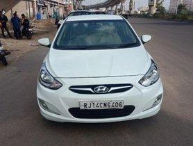 Hyundai Verna 1.6 SX CRDi (O) 2011 for sale
