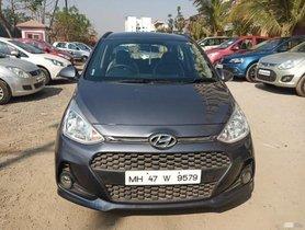 Used Hyundai i10 2017 car at low price