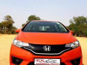Honda Jazz 1.2 V AT i VTEC 2015 for sale