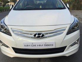 Hyundai Verna 1.6 VTVT SX 2016 for sale