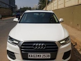 Audi Q3 2016 for sale