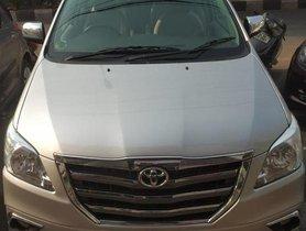 Toyota Innova 2.5 VX 7 STR 2014 for sale