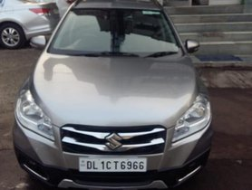 Maruti S-Cross DDiS 200 Zeta 2015 for sale
