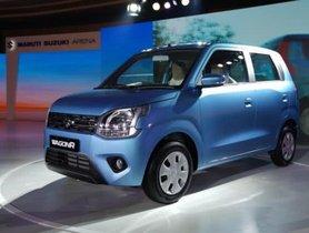 2019 Maruti Suzuki Wagon R May Not Get an EV Version