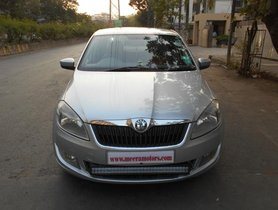 Used Skoda Rapid 1.6 TDI Ambition 2012 for sale