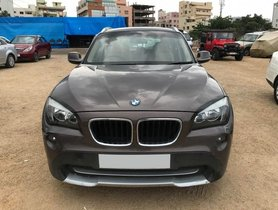 Used BMW X1 2012 car at low price