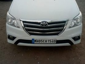 Used Toyota Innova car 2014 for sale at low price