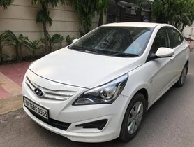 Hyundai Verna VTVT 1.6 AT EX 2017 for sale