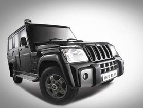 Mahindra Bolero Limited Edition Offers A More Bolder Look