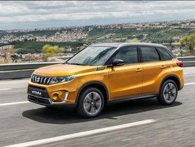 Suzuki Considering Renewing The Grand Vitara SUV