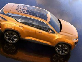 Tata Harrier's Seven-Seater To Come Shortly After Tata 45X